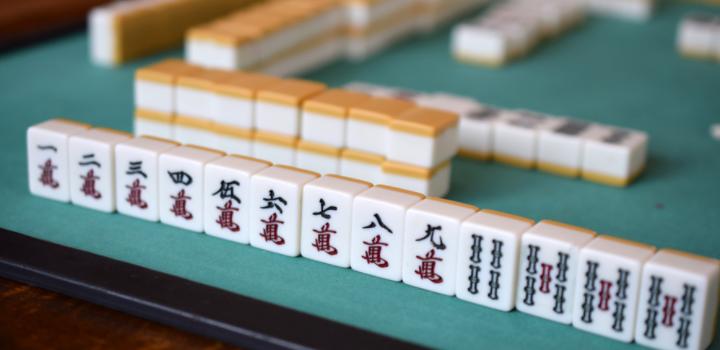 麻雀牌をつなげて消す上海の歴史や攻略のコツを紹介